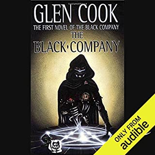 Page de couverture de The Black Company