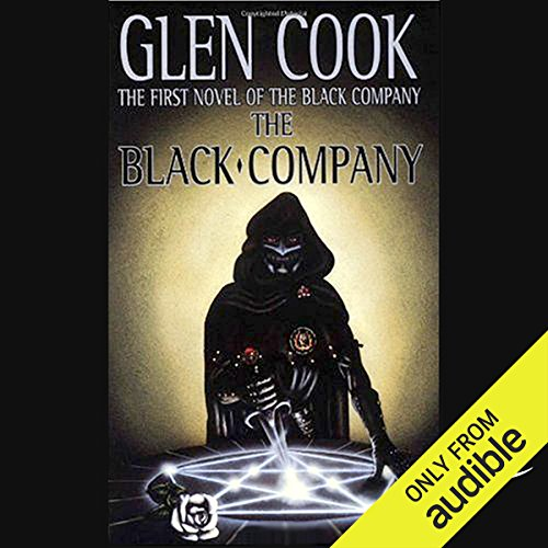 Couverture de The Black Company