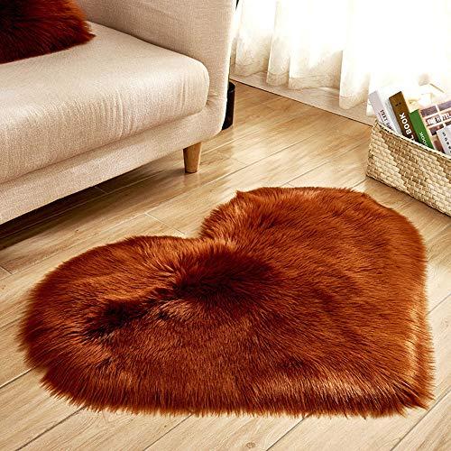 alfombra en forma de corazon fabricante Onegirl furniture