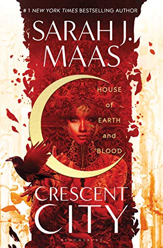House of Earth and Blood (Crescent City) eBook: Maas, Sarah J ...
