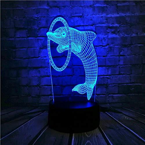 kind 3d lamp Nachtlicht Globus Welt 3D Led Lampe 7 Farben Ändern Stimmung Birne Kind Schreibtisch Dekorative Schlaf Lampe Gadget Geschenk Spielzeug Mit fernbedienung USB