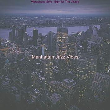 Vibraphone Solo - Bgm for The Village
