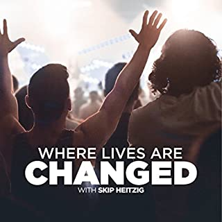 Where Lives Are Changed audiobook cover art