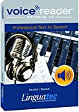 Voice Reader Studio 15 Vasco / Beuskal / Basque – Professional Text-to-Speech - Programa para convertir texto a voz (TTS) para Windows PC