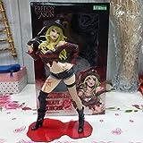 AMrjzr 1 Estilo-Anime de Primera línea Freddy vs.Jason versión Femenina de la Figura de Freddy Jason...
