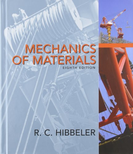 Mechanics of Materials, MasteringEngineering with Pearson...