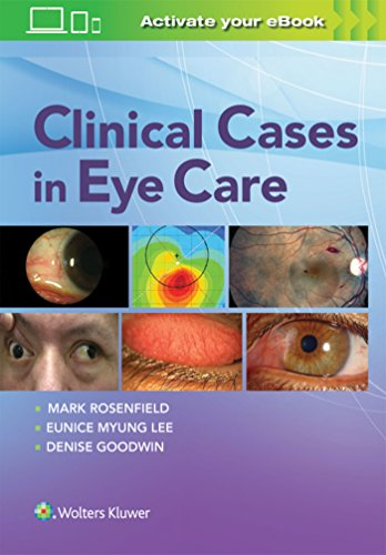 CLINICAL CASES IN EYE CARE (PB 2019)
