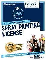 Spray Painting License (Career Examination)