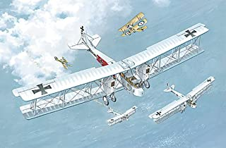 Roden Gotha G.IV German Heavy Bomber Airplane Model Kit