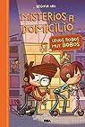 Misterios a Domicilio #6. Unos robos muy bobos