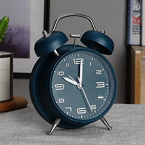 Despertador Reloj Despertador con Personalidad para Niños, Reloj Luminoso para Sentarse, Reloj De Ocio, Decoración del Hogar