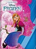 CARTOON WORLD Agenda scolaire Seven Disney La Reine des Neiges Anna Elsa – 10 mois f