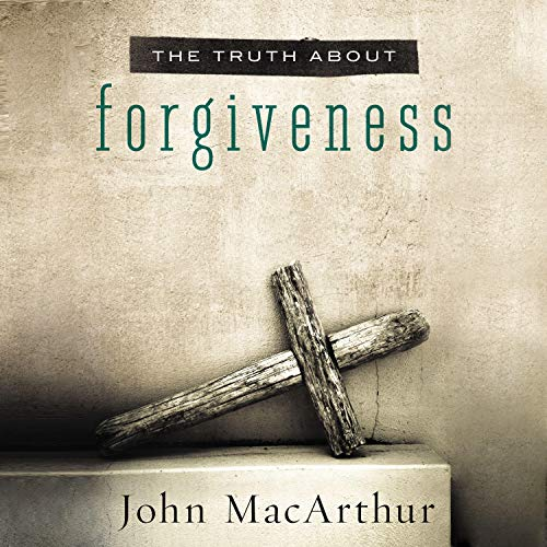The Truth About Forgiveness cover art