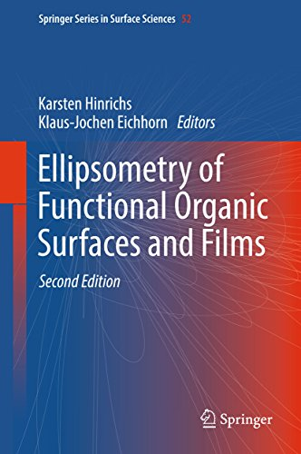Ellipsometry of Functional Organic Surfaces and Films (Springer Series in Surface Sciences Book 52) (English Edition)