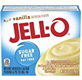 Jell-O Vanilla Sugar-free Instant Pudding & Pie Filling (3-pack)