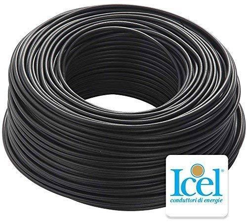 Cable Icel eléctrico bobina 100 metros unipolar aislante FS17 instalaciones casa empresa...