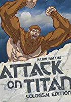 Attack on Titan: Colossal Edition 4 (Attack on Titan Colossal Edition)