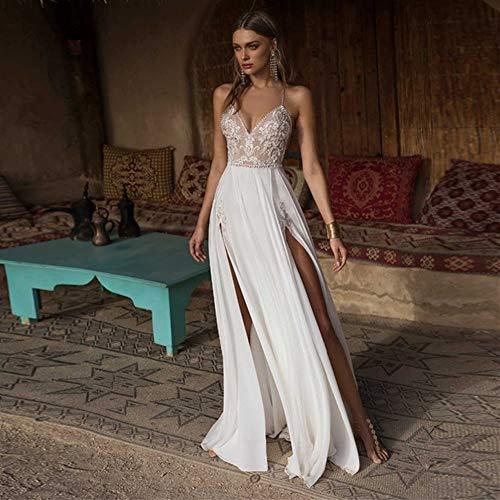 HIN GU - Wedding dress Vestido de novia Vestido de novia Boho...