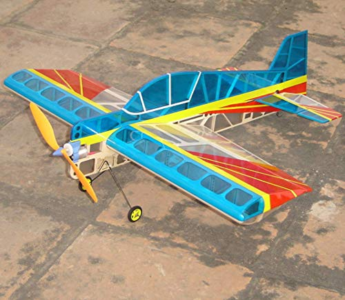 RC Plane Yak 55 EP PFOFILE 30.2 inch Electric RC Wooden Model Airplane A021 New