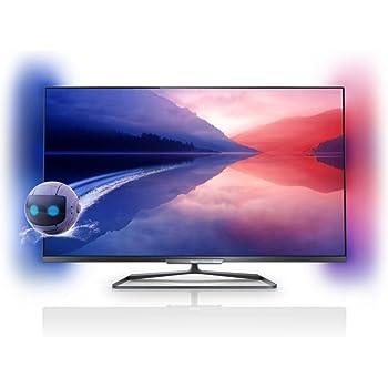 Philips 42PFL6008K12 107 cm (42 Zoll) Fernseher (Full HD, Triple Tuner, 3D, Smart TV)