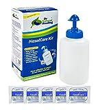 Dr Natural Healing Award Winning Nasal Irrigator & Sinus Rinse Kit with Premium...
