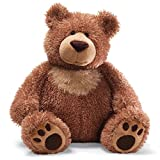 GUND Slumbers Teddy Bear Stuffed Animal Plush, Brown, 17\