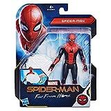 Hasbro Spider-Man - Far from Home Web Shield Spider-Man Action Figuras de 15 cm, Multicolor,...