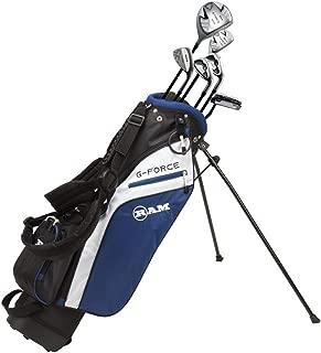 RAM Golf Junior G-Force Boys Golf Clubs Set with Bag - Lefty