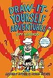 Draw-It-Yourself Adventures: Spy Mission (Draw-It-Yourself Adventures, 2)