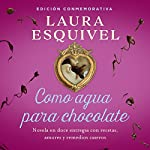 Como agua para chocolate [Like Water for Chocolate]                   By:                                                                                                                                 Laura Esquivel                               Narrated by:                                                                                                                                 Yareli Arizmendi                      Length: 5 hrs and 49 mins     299 ratings     Overall 4.7