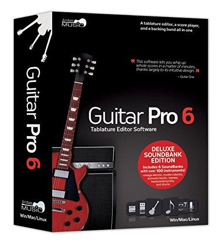 Guitar Pro 6 Deluxe SoundBank Edition [Old Version]