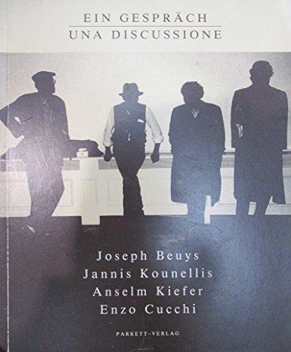 Ein Gespräch = Una discussione