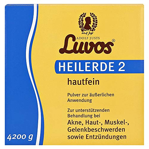 LUVOS Heilerde 2 hautfein 4200 g