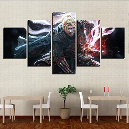 Wulian Malerei Wulian Hd Raumdekoration Malerei Inkjet-Spiel Charaktere Nacht Gemälde Startseite Poster Dunhuang Ebay Explosion Modelle