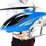 Moerc 3.5 Kanal Anti-Collision GYRO RC Hubschrauber Super große 2,4 GHz Fernbedienung Hubschrauber...