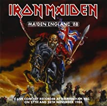 Maiden England '88 by Iron Maiden (2013-08-03)