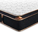<span class='highlight'>BedStory</span> Single <span class='highlight'>Mattress</span>, 3FT Memory Foam Pocket Coil Sprung Hybrid <span class='highlight'>Mattress</span>es with Breathable Bamboo Fiber Cover, Medium Firm Single Bed <span class='highlight'>Mattress</span> in a Box, FR/OEKO-TEX Certified - 90 x 190 x 28 cm