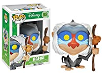 Funko POP! Disney: The Lion King Rafiki Action Figure [並行輸入品]