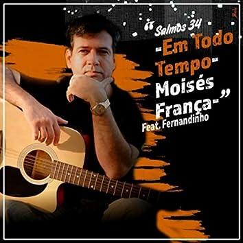 Salmos 34: Em Todo Tempo (feat. Fernandinho)