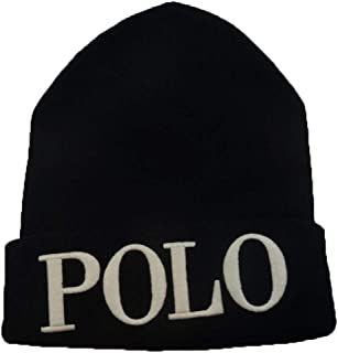 466c7613df7 RALPH LAUREN Polo Women s Polo Embroidered Beanie Hat