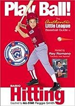 Little League Play Ball! Basic Hitting DVD