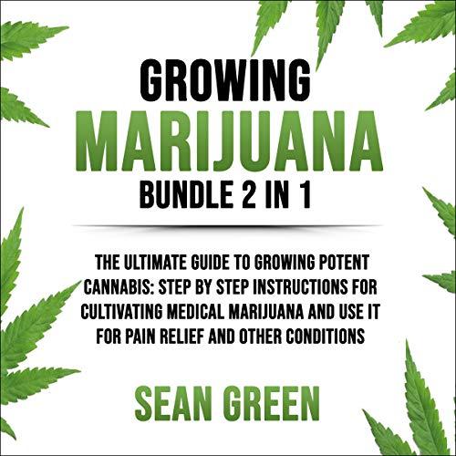 Growing Marijuana cover art