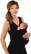 FENICAL Mom Kangaroo Care Shirt Baby Carrier Wrap Top Hands Free Baby Wearring Shirt - Size XXL