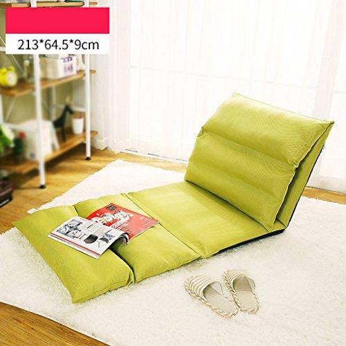Buen sofá Cojines de Dormitorio Bahía de Ventana Plegable Cojines Colchón Sala de Estar Perezoso Sofá Sillas Individuales