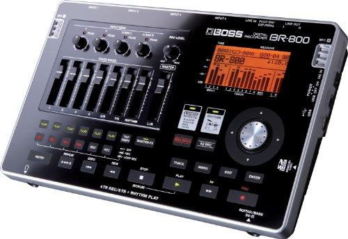 BOSS BR-800 Portable Digital Recorder