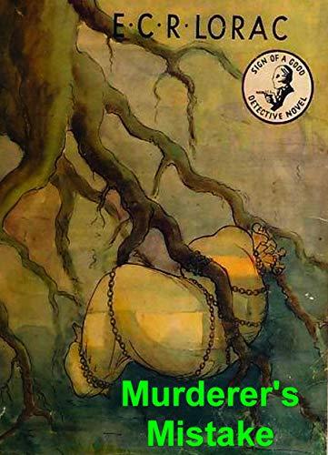 Murderer's Mistake (English Edition)