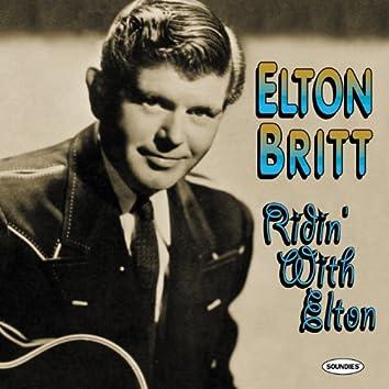 Elton Britt: Ridin With Elton
