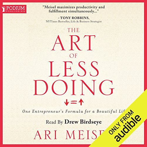 The Art of Less Doing cover art