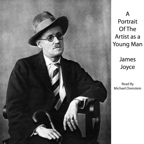 A Portrait of the Artist as a Young Man audiobook cover art