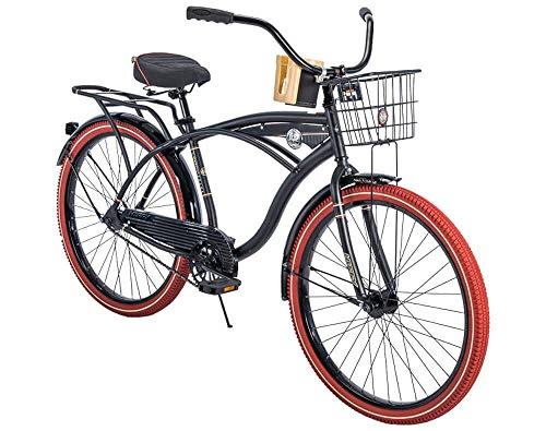 """Huffy 26"""" Nel Lusso Men's Cruiser Bike"""